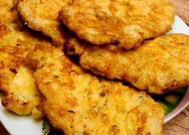 Сочные отбивные из куриной грудки — простой рецепт