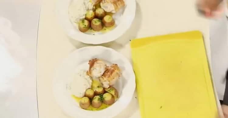 Как научиться готовить вкусный соус к жареной рыбе
