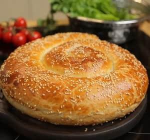 Пирог с курицей и грибами по пошаговому рецепту с фото