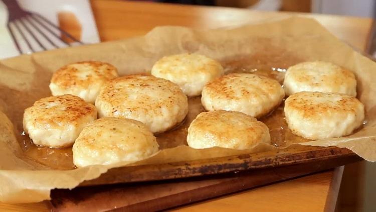 Котлеты из щуки с салом по пошаговому рецепту с фото