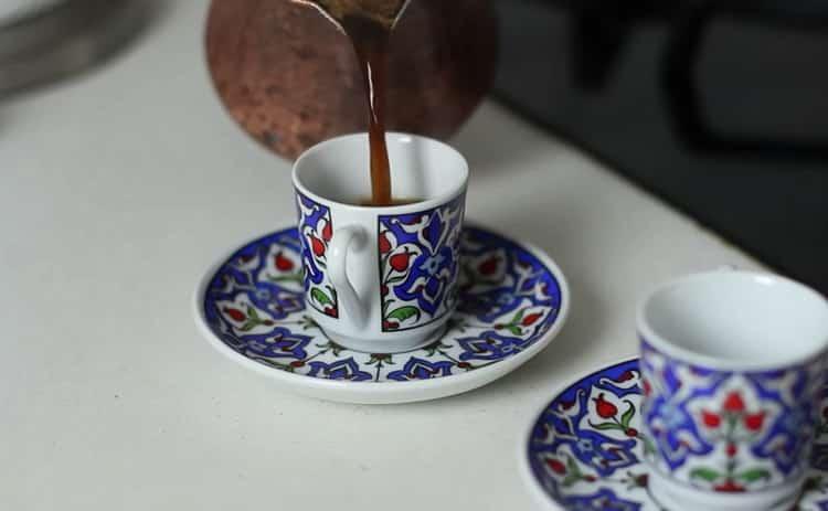 Кофе по-турецки - рецепт приготовления в домашних условиях