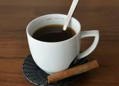 Кофе с медом по пошаговому рецепту с фото