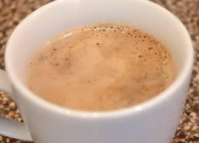 Кофе на молоке в турке — легкий рецепт и вкусный результат