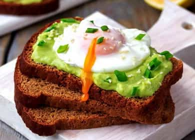 Паста из авокадо для бутербродов по пошаговому рецепту с фото