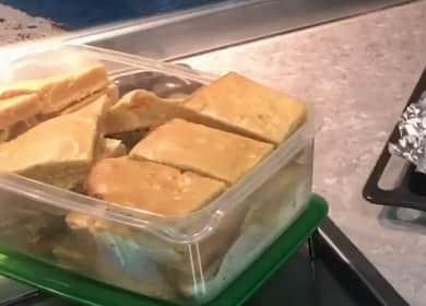 Печенье из детской смеси - интересный рецепт