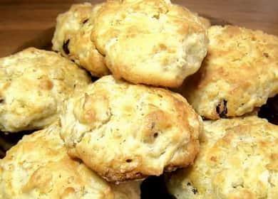 Вкусное печенье из овсяной каши — понравится даже тем, кто её не любит