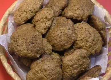 Быстрое кофейное печенье на маргарине — рецепт на скорую руку