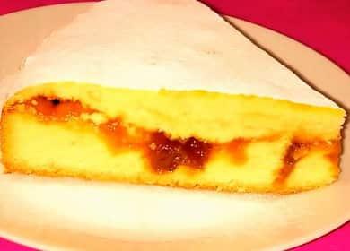 Пирог с вареньем на скорую руку — рецепт проверенный временем