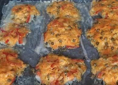 Как научиться готовить вкусную рыбу под шубой в духовке