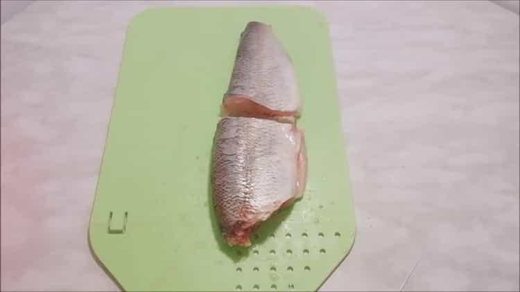 Для приготовления рыбы сырка, подготовьте ингредиенты
