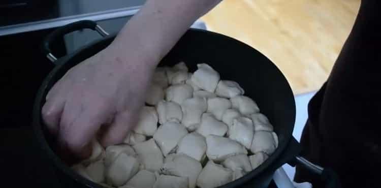 Для приготовления хинкала дагестанского, подготовьте все необходимое