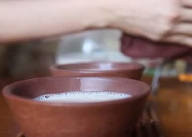Калмыцкий чай по пошаговому рецепту с фото
