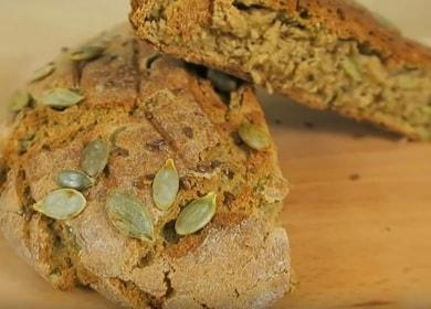 Готовим ароматный амарантовый хлеб в домашних условиях по рецепту с фото.