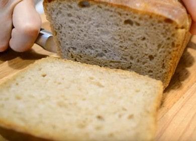 Бездрожжевой хлеб на закваске — вкуснее, чем в магазине