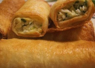 Готовим простые и вкусные пирожки из лаваша по пошаговому рецепту с фото.