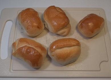 Готовим пирожки с картошкой в духовке по пошаговому рецепту с фото.