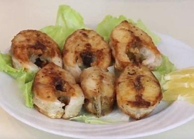 вкусный судак жареный на сковороде: готовим с пошаговыми фото и видео.
