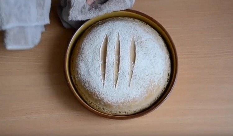 Вот мы и приготовили аппетитный хлеб из цельнозерновой муки в духовке.