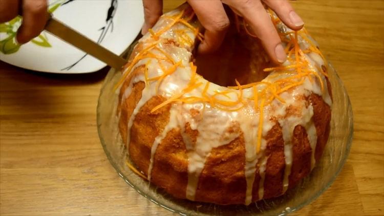 Классный апельсиновый кекс - от станет самым любимым у вас