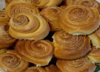 Как научиться готовить вкусные домашние булочки