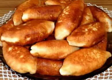 Как научиться готовить вкусные жареные пирожки с повидлом
