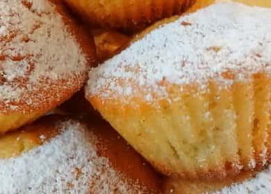Самые вкусные кексы на кефире с изюмом — выпекаем в духовке