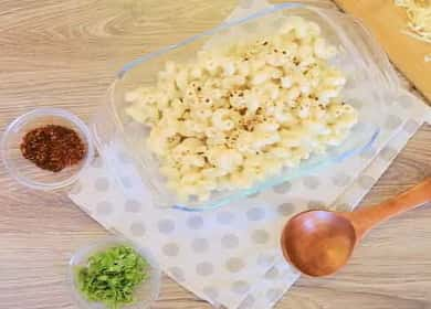 Макароны с сыром по-американски: пошаговый рецепт с фото