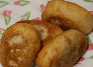 Пирожки с мясом: пошаговый рецепт с фото