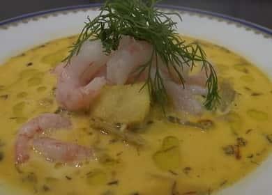 Суп из трески по пошаговому рецепту с фото