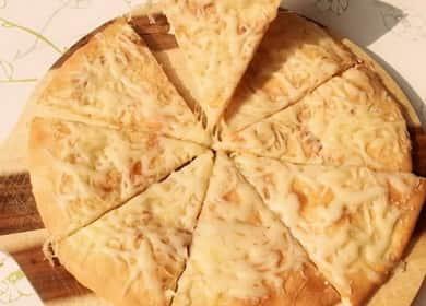 Хачапури по-мегрельски: пошаговый рецепт с фото