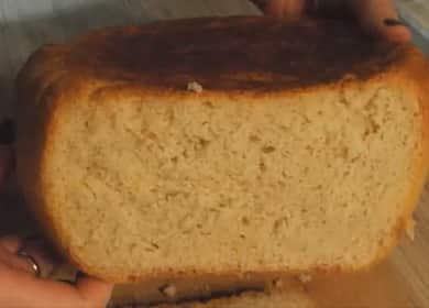 Простой рецепт хлеба в мультиварке Редмонд