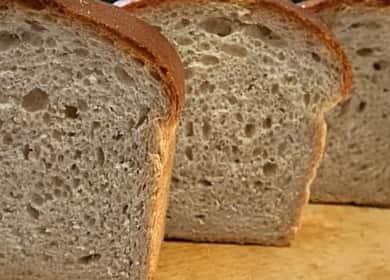 Пшенично-ржаной хлеб — полезно и вкусно