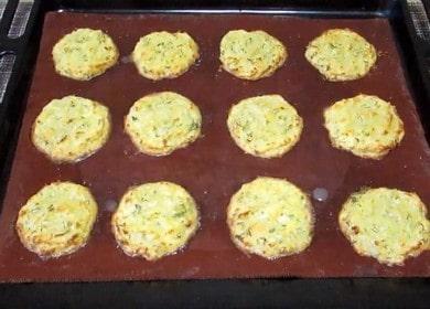 Картофельные драники с сыром — выпекаем в духовке 🥔