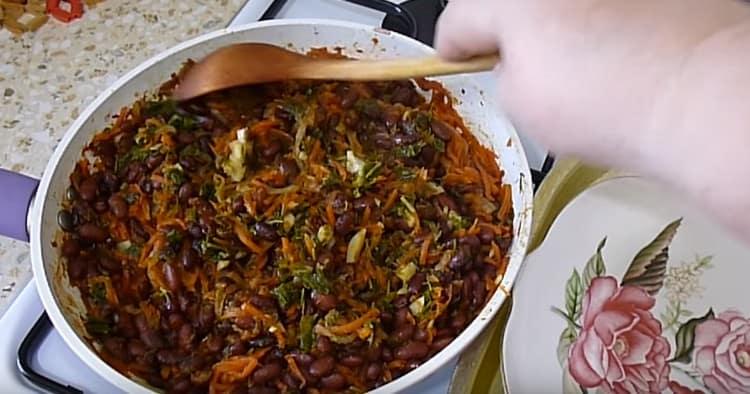 Теперь вы знаете, как можно вкусно приготовить красную фасоль на гарнир.