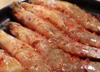 Креветки в соевом соусе — секреты настоящей корейской кухни 🦐