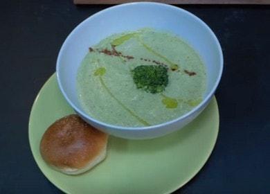 Крем-суп из брокколи — один из знаменитейших супов мира 🥦