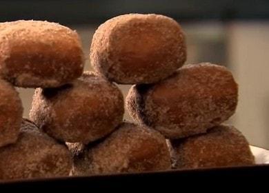 Невероятно вкусные пончики — рецепт от Гордона Рамзи 