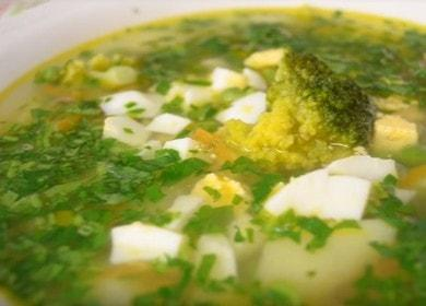 Весенний суп из брокколи — легкий и полезный 🍲