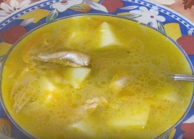Как научиться готовить вкусный суп с перловкой 🥣