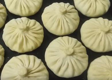 Тесто для вкусных татарских Вак-беляшей в духовке 