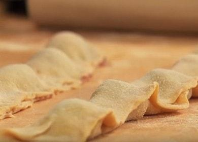 Готовим сами тесто для равиоли по пошаговому рецепту с фото.