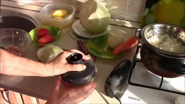 Для приготовления подготовьте ингредиенты