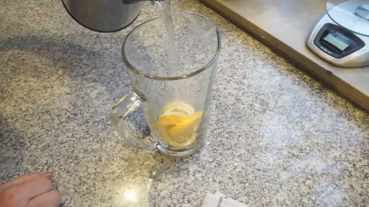 Для приготовления чая смешайте ингредиенты