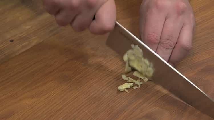 Готовим креветки в сливочном соусе