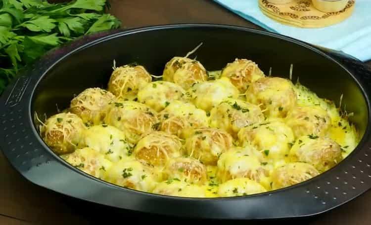 Куриные тефтели в сметанном соусе: пошаговый рецепт с фото