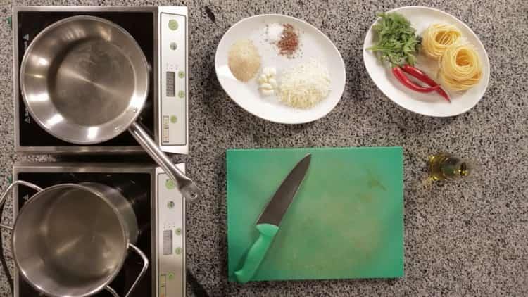 Как правильно приготовить макароны Альденте