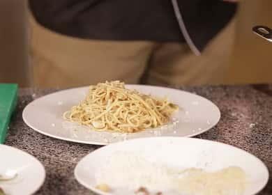 Как правильно приготовить макароны Альденте 🍝