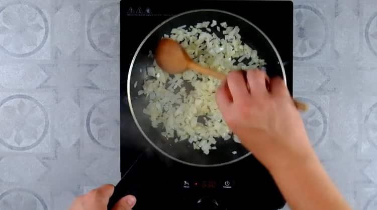Как готовится овощная лазанья