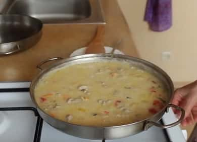 Как вкусную приготовить подливу из курицы к макаронам 🍝