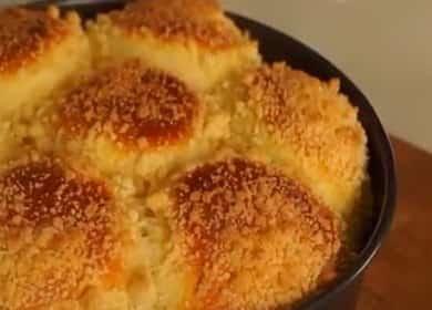 Сдобные сладкие булочки с посыпкой — вкус, знакомый многим 🍞